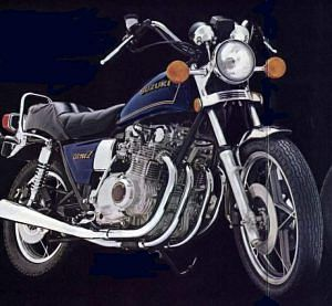 Suzuki GS750L (1979-80)