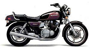 Suzuki GS 850G (1981-82)