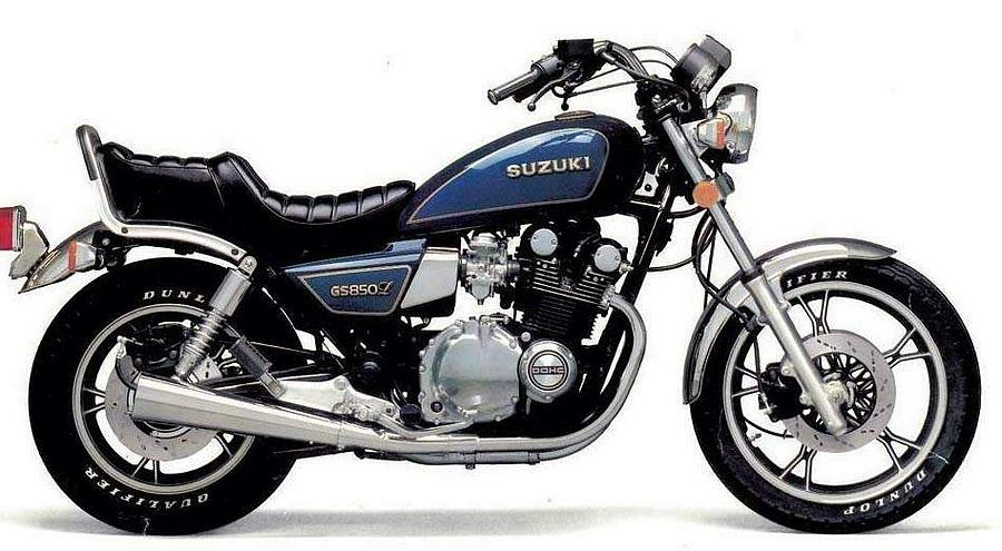 Suzuki GS 850GL (1980-88) - MotorcycleSpecifications com