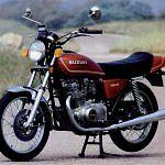 Suzuki GS425 (1978)