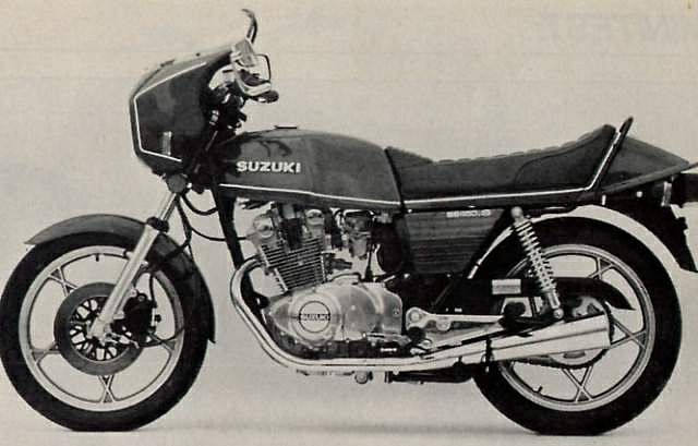 Suzuki GS450S (1980)