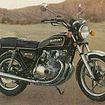 Suzuki GS550E (1978-79)
