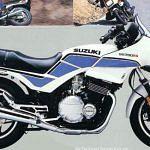 Suzuki GS700ES (1985)