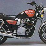 Suzuki GS 750TZ (1982-83)