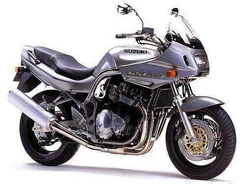 Suzuki GSF1200S Bandit (1998-99)