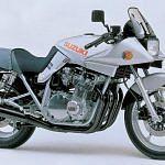 Suzuki GSX1100S Katana Final Edition (1992)