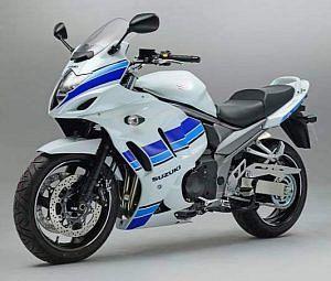 Suzuki GSX1250 FA-Z Special Edition (2015)