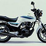 Suzuki GSX250E (1986)