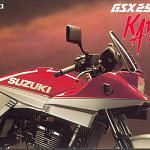 Suzuki GSX250S Katana (1992)