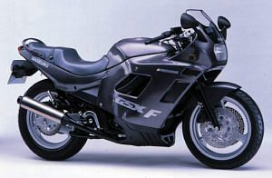 Suzuki GSX400F (1988-89)