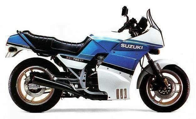 Suzuki GSX750EF (1985-86)