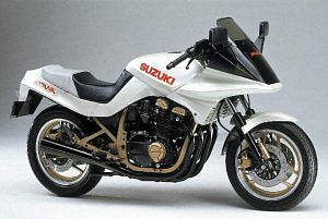 Suzuki GSX750S3 Katana (1984)