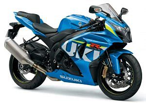 Suzuki GSX-R 1000 MotoGP Replica (2015)