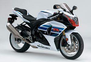 Suzuki GSX-R 1000 Commemorative Edition (2013)