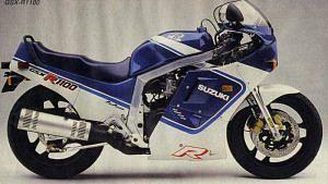 Suzuki GSX-R 1100H (1987)