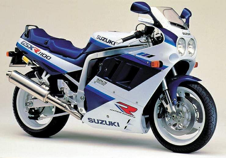 Suzuki GSX-R 1100L (1990)
