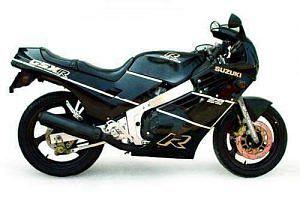 Suzuki GSX-R400 SP (1986)