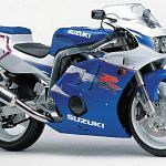 Suzuki GSX-R400R (1997)