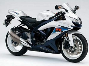 Suzuki GSX-R600 (2010)