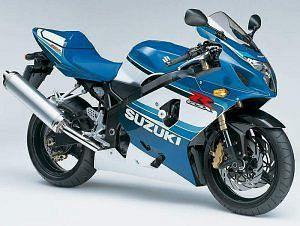 Suzuki GSX-R 750 20th Anniversary (2005)