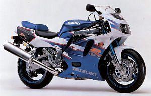 Suzuki GSX-R 750SP (1994)