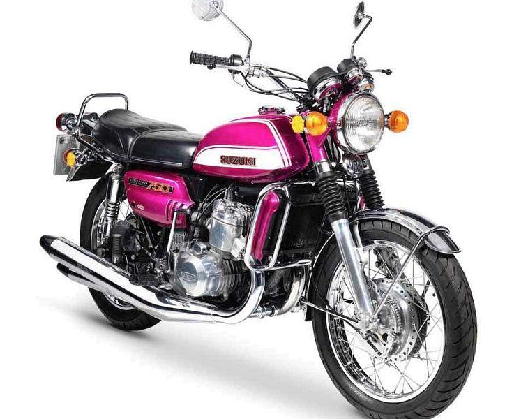 Suzuki GT750 (1972)