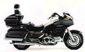 Suzuki DR 125SE (1997-99) - MotorcycleSpecifications com