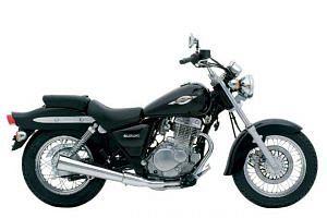 Suzuki GZ 250 Marauder (1998-99)