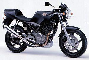 Suzuki SG 250N Goose (1991)