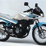 Suzuki NZ 250S (1986-87)