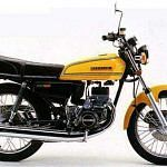 Suzuki RG125 (1978-79)