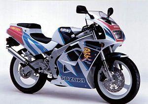 Suzuki RG125 Gamma (1992-93)