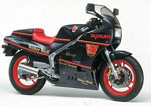 Suzuki RG400 Walter Wolf Racing (1986-87)