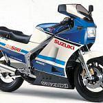 Suzuki RG 500 Gamma (1985)