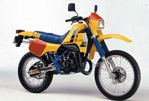 Suzuki RH 250X (1984-85)