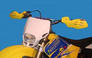 Suzuki RM250 Paul Edmondson Replica (2007)