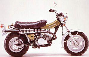 Suzuki RV125 (1974-78)