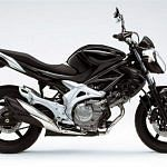 Suzuki SFV 650 Gladius Black Edition (2009)