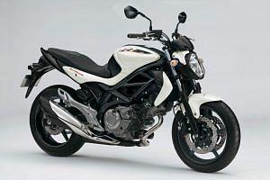Suzuki SFV 650 Gladius (2012)