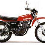 Suzuki SP 370 (1979)