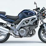 Suzuki SV1000N (2005-06)