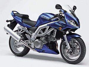 Suzuki SV1000S (2004)