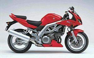 Suzuki SV 1000S (2005)