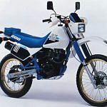 Suzuki SX 200R (1985-89)
