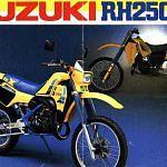 Suzuki TS250X (1984-89)