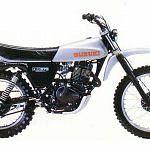 Suzuki DR 370 (1977-79)