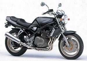 Suzuki GSF 400 Bandit (1994-95)