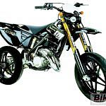 TM Racing SMM 125 Black Dream (2006)