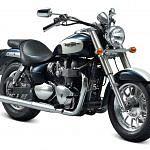 Triumph Bonneville 800 America (2012)