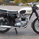 Triumph T120 Bonneville (1966-67)
